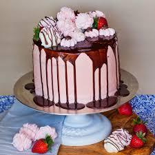 photo cakes strawberry marshmallow cake zefir cake tatyanas everyday food