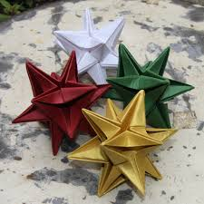 origami ornaments joji creations