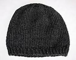 ravelry knit hat for anyone pattern by kathy north