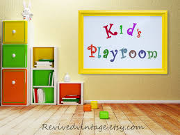 KIDS PLAYROOM DECORATION Wall Art Decor Large Whiteboard - Magnetic board for kids room