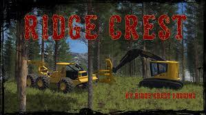 The Forest Game Map Fs17 Ridge Crest Logging Map Farming Simulator 2019 2017
