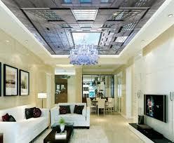 Wohnzimmerdecke Modern Dekor Decke Wohnzimmer Europäischen 3d Mural Stil Stadt Raum Decke