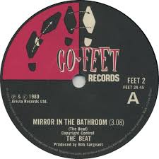 Mirror In The Bathroom The Beat 45cat The Beat Mirror In The Bathroom Jackpot Go Uk