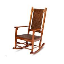 Patio Rocking Chairs Wood Wicker Rocking Chairs Ebay