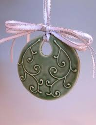 56 best navidad images on clay ornaments