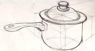 object drawing 9 by twistedexit on deviantart