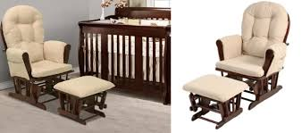 nursery chair and ottoman 17 best glider and rocking chairs for nursery 2017 in nursery glider