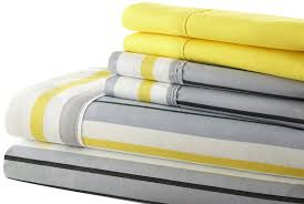 total fab yellow and grey comforter sets and bedding