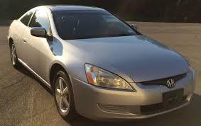 2003 honda accord 4 cylinder 2003 honda accord ex coupe 5 speed manual 4 cylinder