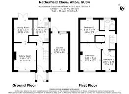3 bedroom semi detached house for sale in netherfield close alton