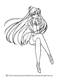 93 sailor moon images coloring pages coloring