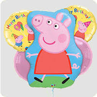 Peppa Pig Birthday Decorations Peppa Pig Party Supplies U0026 Decorations Birthday In A Box