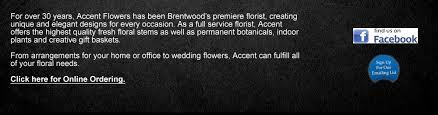 Designer Flower Delivery Accent Flowers Brentwood Tn Local Florist Designer Flowers For