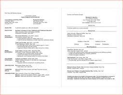 100 college student resume objectives resume examples no