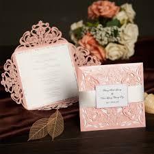 long wedding invitations choice image wedding and party invitation