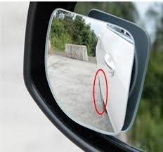 Blind Spot Mirrors For Motorcycles 2pcs Lot Adjustabe Hd Glass Convex Car And Motorcycle Blind Spot