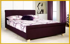 Suede Bed Frame Fabric Beds Storage King Size Fabric Beds Bed