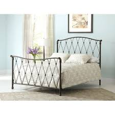Black Wrought Iron Headboards by Headboard King Iron Headboard California King Metal Headboard
