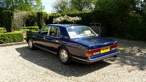 bentley 1995 1995 bentley brooklands being auctioned at barons auctions