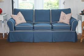 Teal Couch Slipcover Blue Couch Slipcovers U2014 Steveb Interior Attractive Couch Slipcovers