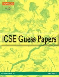 icse guess papers http icse edurite com icse sample papers