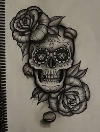 skull tattoos 70