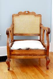 Antique Wood Chair Cross Stitch Antique Chair Refinish