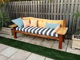 Outdoor Daybed Furniture by Best Outdoor Daybed Plans U2014 Jen U0026 Joes Design