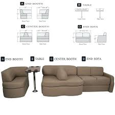 rv furniture captains chairs rv couch replacement cushions
