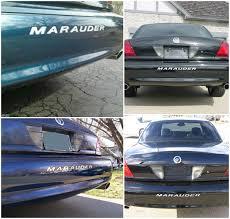 amazon com mercury marauder 2000 2001 2002 2003 2004 chrome