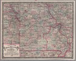 Map Of Missouri Cities Maps Of Missouri