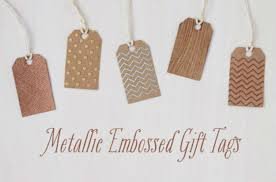 diy gift tags diy do it your self