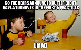 Funny Chicago Bears Memes - chicago bears imgflip