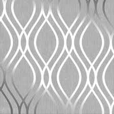enchanting silver glitter wallpaper for walls chelsea glitter