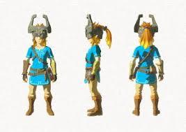 The Mask Costume Zelda Dlc 1 Treasure Locations All Tingle Majora U0027s Mask