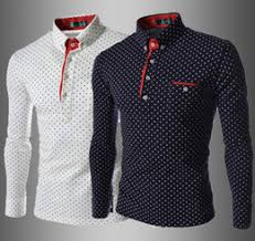 buy polka dot s dress shirts at low cost from s