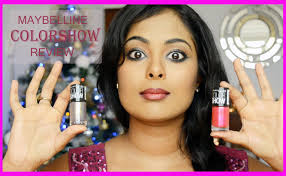 maybelline colorshow nail polish review giveaway youtube