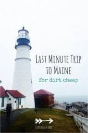 minute trip to maine for dirt cheap crafty coin
