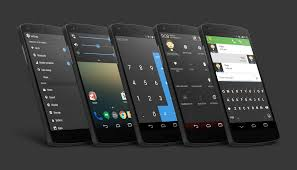 android theme 15 best cyanogenmod 11 themes for your android device mobilesiri