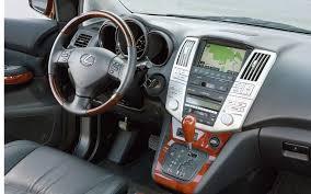 2008 lexus rx 350 2007 hyundai verzcruz vs 2008 lexus rx350 to truck