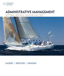 administrative management setting people up for success 1st