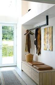 cool and creative coat rack ideas moderncreative entryway bench