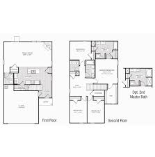 dr horton floor plan elston hallstead concord north carolina d r horton