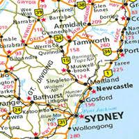 map of new south wales new south wales map of new south wales australia melway