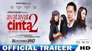film ayat ayat cinta 1 sinopsis ayat ayat cinta 2 official trailer 2017 film indonesia hd youtube