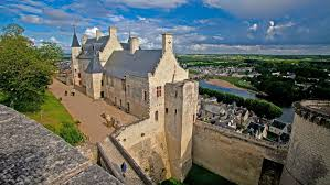 chambre d hote chinon the royal fortress of chinon the loire valley a journey through