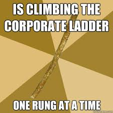 Ladder Meme - what s brown and sticky and boring boring stick boring stick