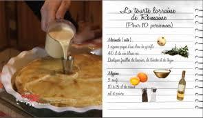 fr3 recettes de cuisine la tourte lorraine de romaine le pays messin recettes les