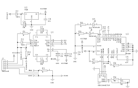 aldl to rs232 to usb circuit