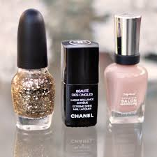 what is big 3 free 4 free and 5 free nail polish chemicals